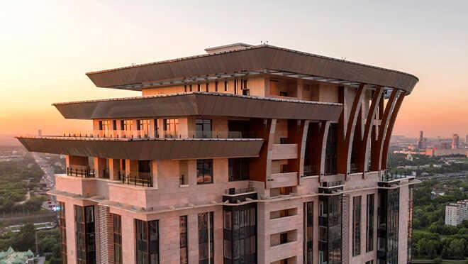 Готовые элитные квартиры в ЗАО Резиденции в Долине Сетунь.